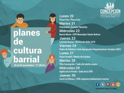 planes barriales